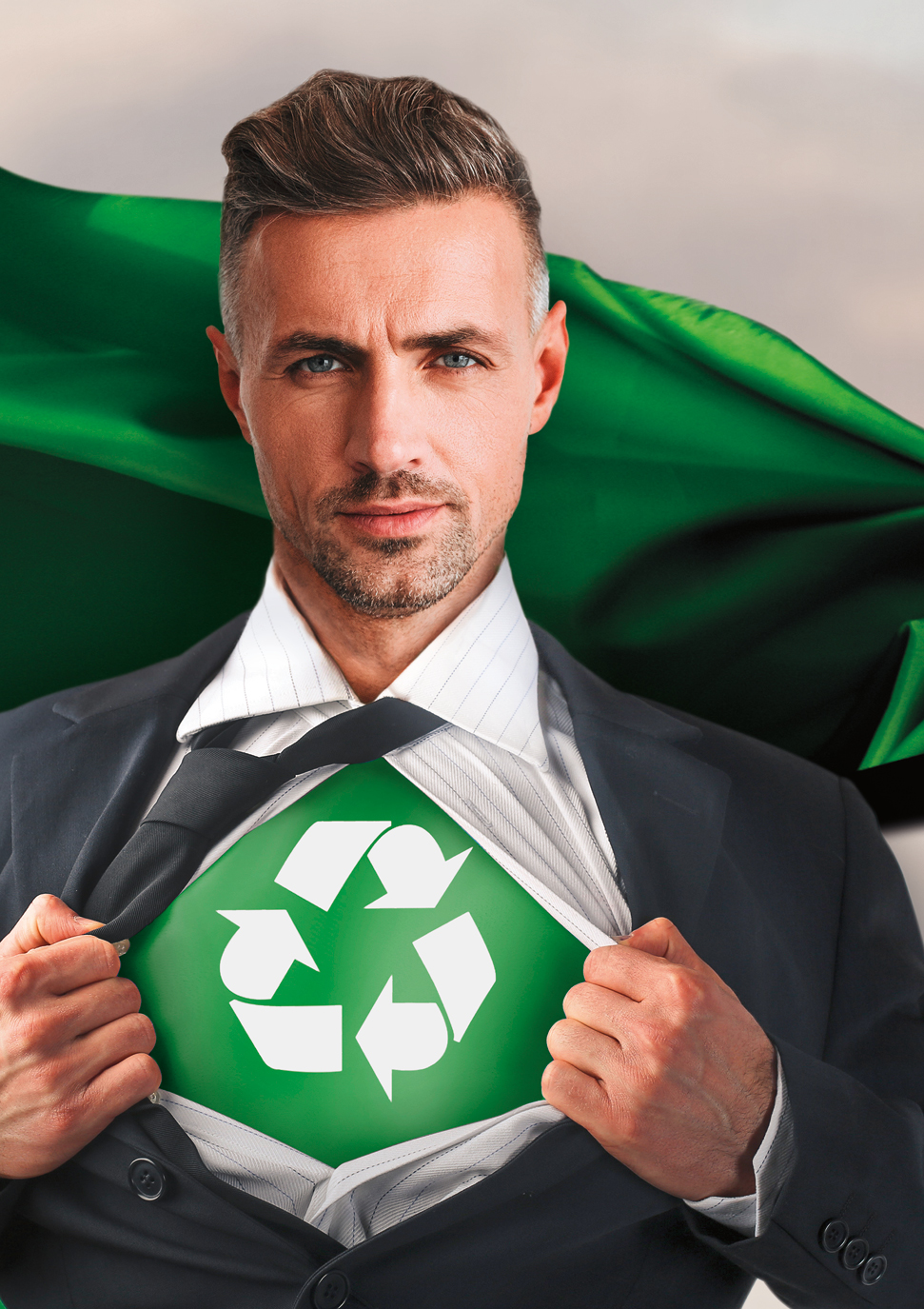 Evoxx Polished Recycled