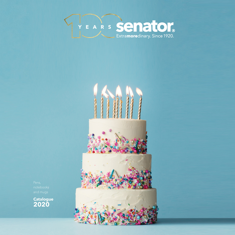 NEW SENATOR® CATALOGUE 2020 (UK)