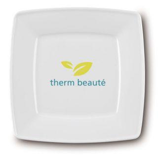 Maxim dessert plate White-0927-white