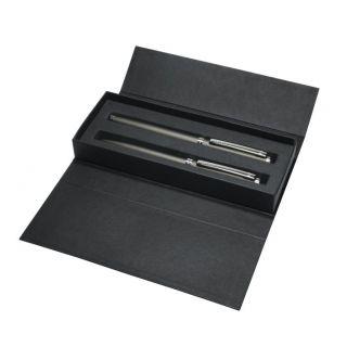 Delgado Metallic Set Grey-6102-grey