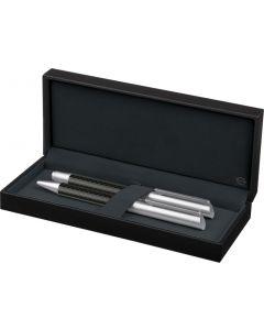 Carbon Line Set I Argent-6239-silver