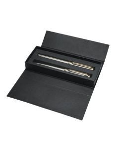Delgado Classic Steel Set Silver, Gold-6100-silver-gold