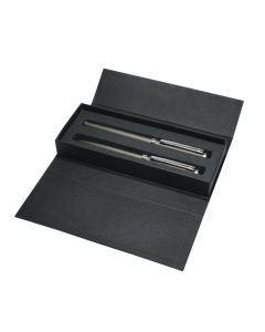 Delgado Metallic Set Gris-6102-grey
